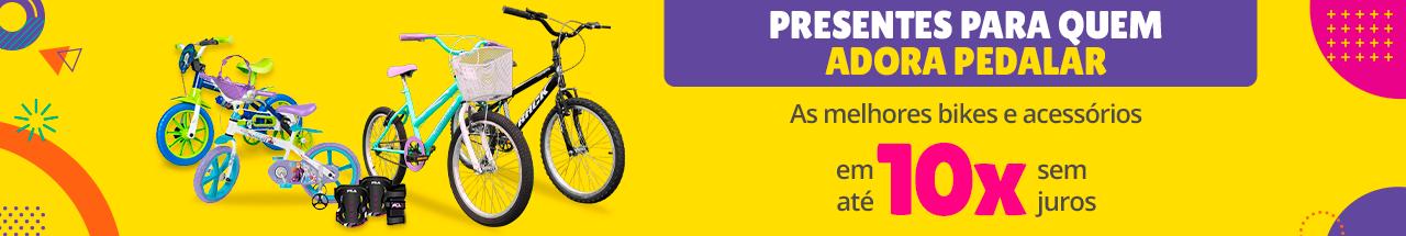 Presentes para quem adora pedalar!